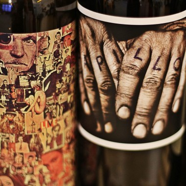 abstract wine papillon wine orin swift
