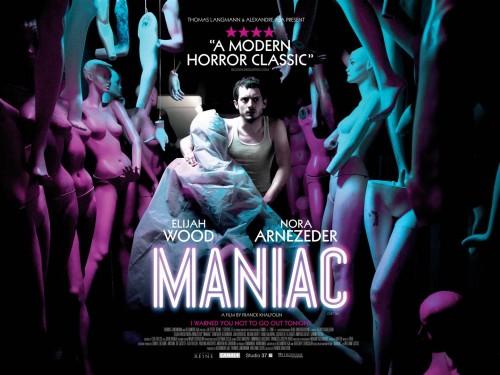 MANIAC Elija Wood